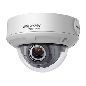 HiWatch 2MP Dome IP Camera, IR, IP67, VF
